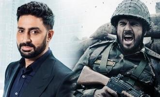 Abhishek Bachchan reacts to comparison between him and Sidharth Malhotra