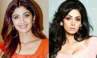 Sridevi my all-time favourite actor: Shilpa Shetty