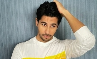 Sidharth Malhotra doesn't include his parents in his struggles