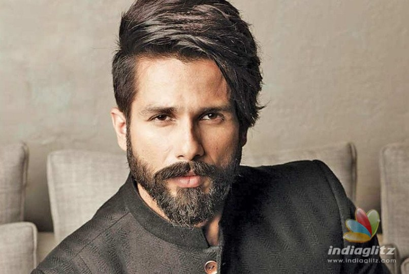 Shahid Kapoor's Latest 'Kabir Singh' Post Is Sure To Give You Goosebumps!