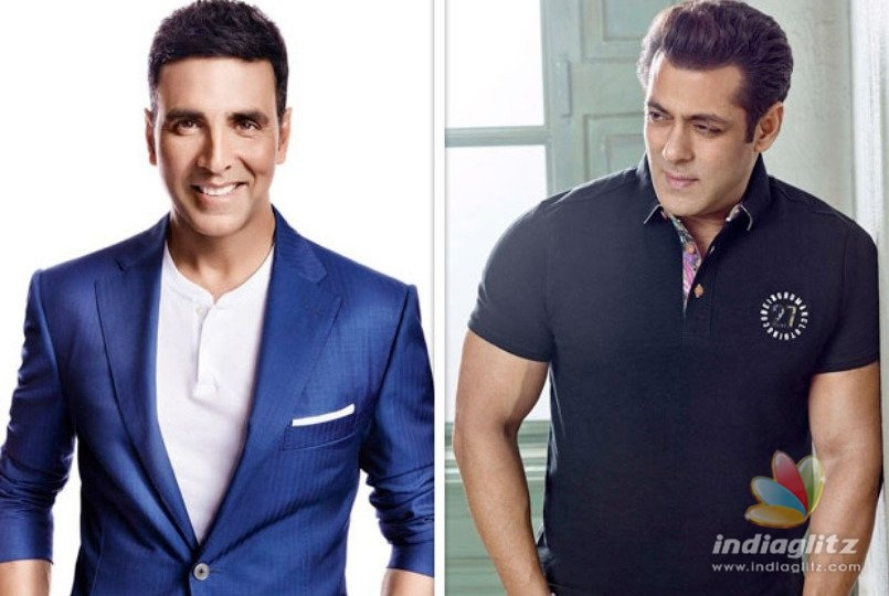 Salman Khan Vs Akshay Kumar To Clash On Eid 2020?