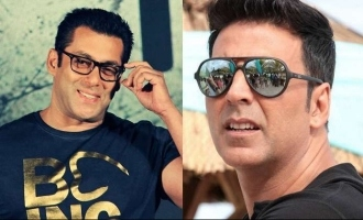 Salman Khan Vs Akshay Kumar To Clash On Eid 2020