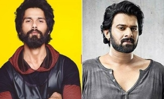 Baahubali Star Prabhas Is All Praises For Shahid Kapoor Know Why
