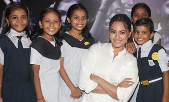 Sonakshi Sinha at Season 4 of Proud Fathers For Daughters Initiative