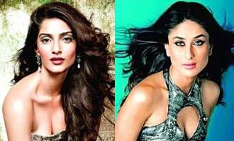 Sonam, Kareena shoot for first schedule of 'Veere Di Wedding'