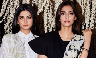 Sonam Kapoors adorable post for her sibling
