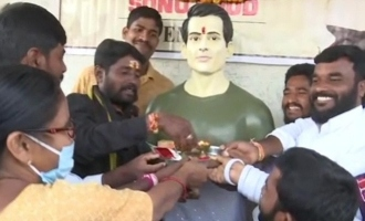 Telangana villagers dedicate a temple to Sonu Sood for his humanitarian acts during pandemic.