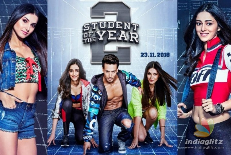 New Posters From 'Student Of The Year 2' Will Leave You Excited!