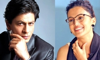 Taapsee Pannu and Shahrukh Khan to star in this exciting project