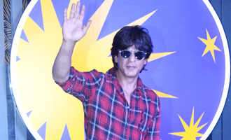 Shah Rukh Khan Inaugurates New INOX Theatre in Mumbai