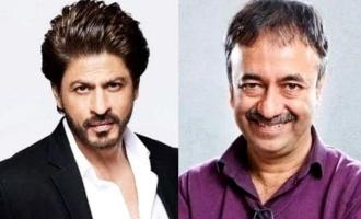 Fresh update on SRK's film with Rajkumar Hirani