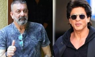 Sharukh Khan & Sanjay Dutt to unite for a multi-lingual film!