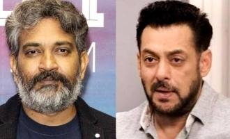 Here's why SS Rajamauli turned down Salman Khan