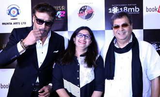 Jackie Shroff at Re-Premiere of Subhash Ghai's Action Thriller 'Khalnayak'