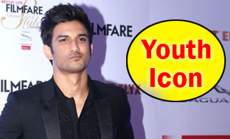 Sushant Singh Rajput hailed as Youth Icon by Filmfare