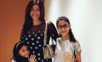 Sushmita Sens Latest Posts With Her Daughters Are Not To Be Missed At All