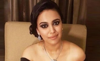 Swara Bhaskar reacts to the backlash against 'A Suitable Boy' kissing scene.