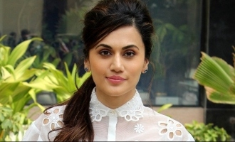 Taapsee Pannu angry over Supreme Court bench for this reason