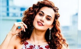 Tapsee to play an interesting character!