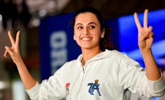 Taapsee Pannu hits back on trolls who called her jobless
