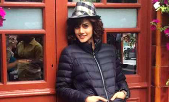 'Judwaa 2' leaves Taapsee to explore London