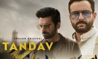 Check out the menacing and thrilling trailer of Saif Ali Khan and Dimple Kapadia starrer 'Tandav'.