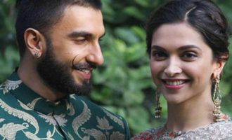 "Deepika Padukone's Latest Pic Is ""Melting"" Ranveer Singh"