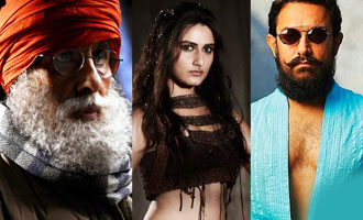 'Thugs Of Hindostan' cast asked to wear masks to avoid common cold