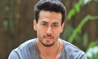 Tiger Shroff talks about a new milestone in his career