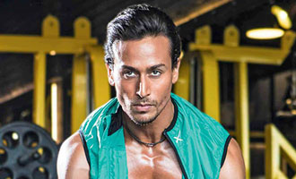 Tiger Shroff gains 5 kg for 'Baaghi 2'