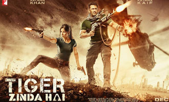 'Tiger Zinda Hai' First Look Poster Out