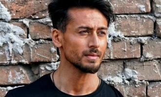 Tiger Shroff shares yet another motion poster for 'Ganpat'.