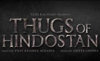 Important Details on 'Thugs of Hindostan' Revealed!