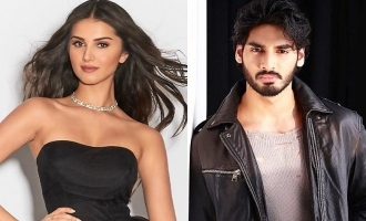 Tara Sutaria To Romance Ahan Shetty In Next?