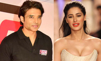 Uday Chopra's sweaty wish to Nargis Fakhri on Valentine's Day: Check Pic
