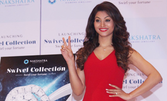 Urvashi Rautela Unveils Nakshatra New Exclusive Jewellery Pieces