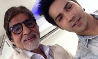 Amitabh Bachchan checked on Varun Dhawan daily after the latter tested positive for Covid-19.