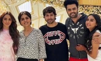 Meet Varun Dhawans reel life family