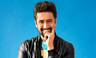 Vicky Kaushal up for stage challenge