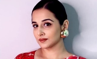 Vidya Balan's next OTT release is almost here