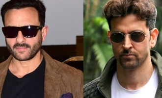 Hrithik Roshan to appear alongside Saif Ali Khan in 'Vikram Vedha' remake.