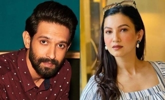 Vikrant Massey is totally in awe of Gauhar Khan