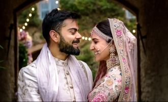 Watch The Unseen Video From Virat Kohli - Anushka Sharma's Wedding
