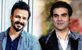 Salman Khan's brother Arbaaz Khan to share screen with Vivek Oberoi.