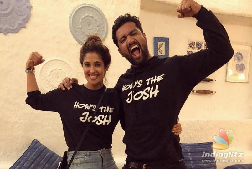 Is Vicky Kaushal In Love With Katrina Kaif?