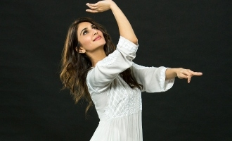 Vaani Kapoor Learns Kathak Dance For Her Next!