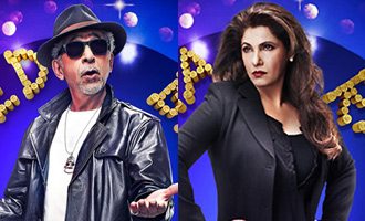 'Welcome Back': Dimple Kapadia and Naseeruddin Shah shoot for a special track