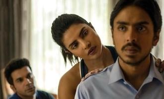 Trailer for Rajkumar Rao and Priyanka Chopra starrer 'The White Tiger' released.