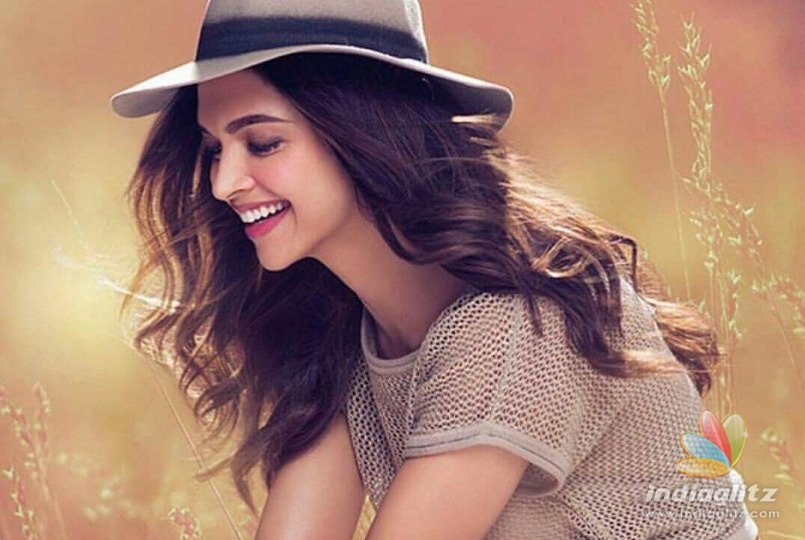 Deepika Padukone's Latest Pic Is Sure To Set The Perfect Weekend Mood!