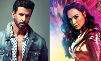 Hrithik Roshan is all praises for 'Wonder Woman 1984'. Gal Gadot responds to the tweet.